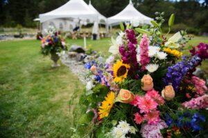 Jaki namiot na bankiet, aby urządzić przyjęcie doskonałe?